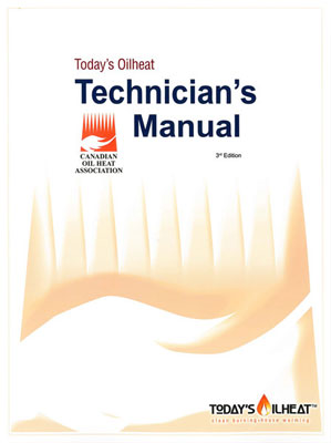 Today's Oilheat Technician's Manual, Third Edition