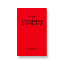 Dictionary of Automotive Technology